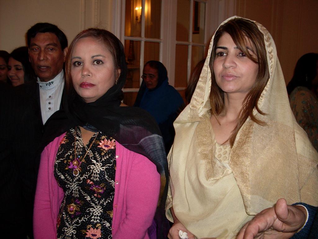 Zardari marriage pics