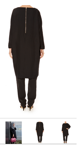 batwing midi dress from inayah