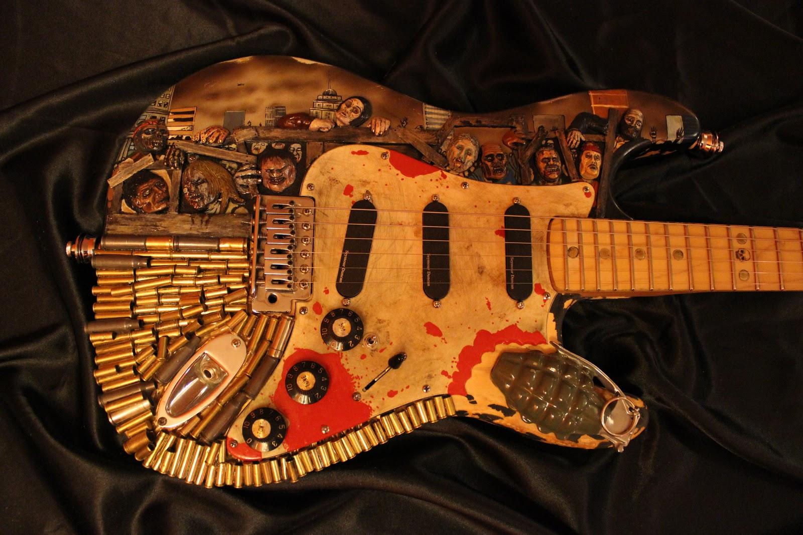 Travis Stevens Guitars Guitar Electronics Dstevensdesign Monday March 4 2013