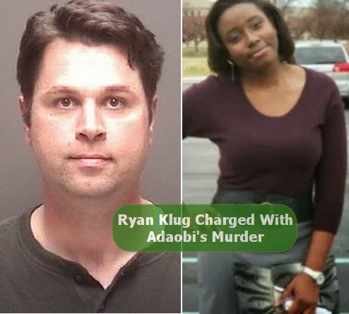ryan klug arrested adaobi obih's murder