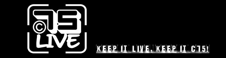 C75 Live