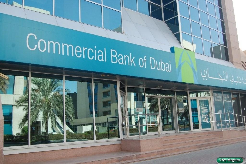COMMERCIAL BANK OF DUBAI ABU BAKER AL SIDDIQUE BRANCH DUBAI