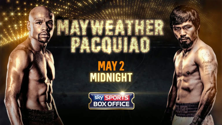 Mayweather vs Pacquiao win predictions