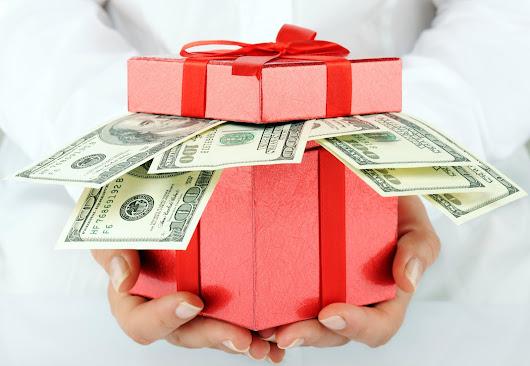 К чему снится деньги и подарки 195