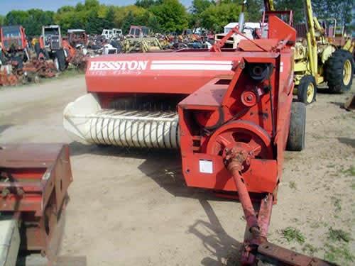 EQ-23080 Hesston 4500