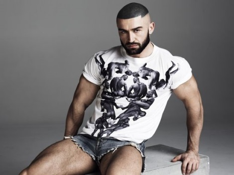 Francois Sagat interview with Portis Wasp