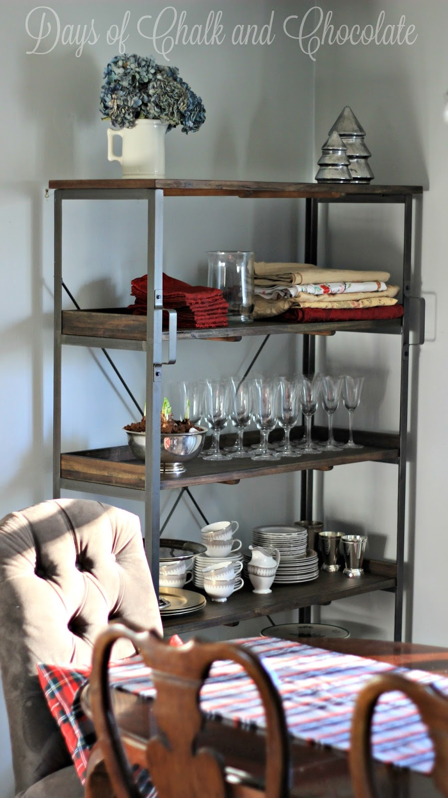 Dining room update gift ideas days of chalk and chocolate for Dining room update ideas