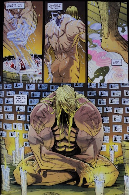 The Legend of Luther Strode # 1 - Justin Jordan, Tradd Moore Felipe Sobreiro