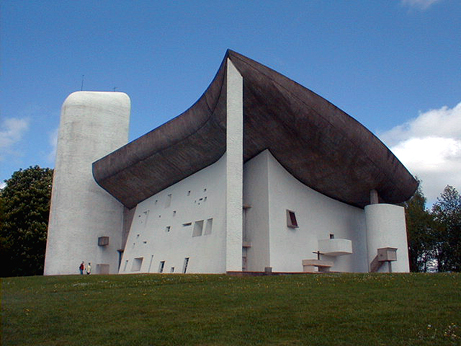 Catholic Chapel, Ronchamp France,Vatican Takes Control of Liturgical Art, Music and Architecture