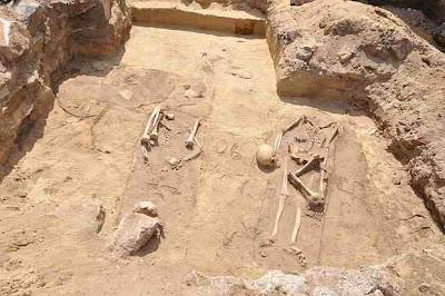 Possible vampire graves found in Poland