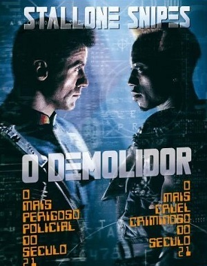 Filme O Demolidor (Blu-Ray) 1994 Torrent