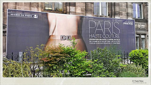 expo Paris Haute Couture Hotel de ville Balenciaga Worth Chanel Christian Dior Christian Lacroix Lucien Lelong Gres