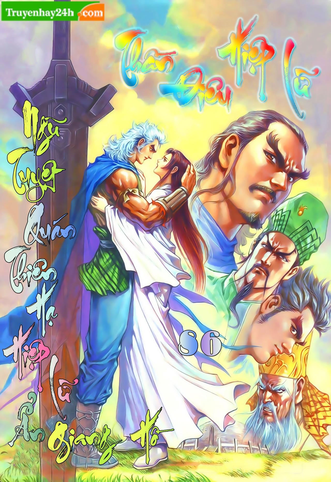 Thần Điêu Hiệp Lữ chap 86 – End Trang 1 - Mangak.info