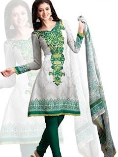 Shalwar Kameez Neck Design Style