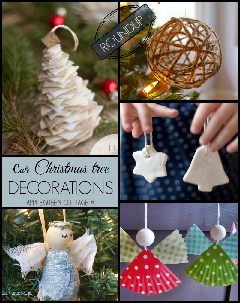 Christmas tree decoartions ROUNDUP