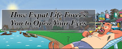 How Expat Life Forces You to Open Your Eyes