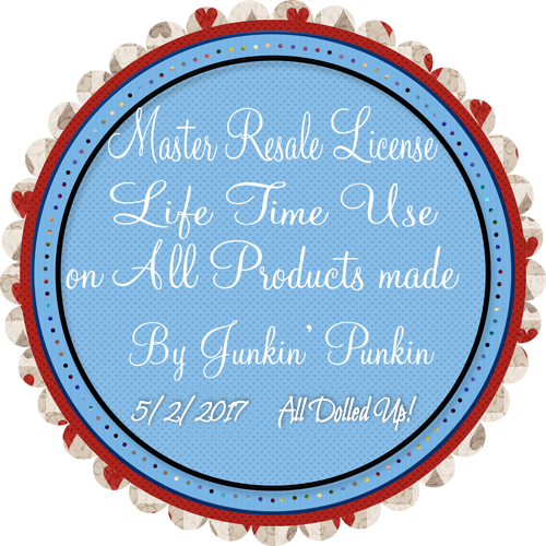 Junkin Punkin Lifetime License