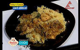 How to make Kerala Chicken Biriyani