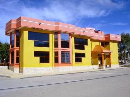 Visite el Museo Municipal de Villazón Bolivia