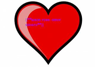 """2- """"El Blog Del Amor"""""""