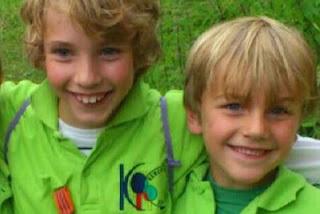 Ruben en Julian van der Schuit