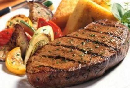 طريقة عمل اللحم المشوي - اللحمة المشوية - grill meat