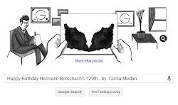 Google Rayakan Ulang Tahun Hermann Rorschach