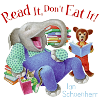 Read It, Don't Eat It! - Picture Books to teach classroom rules