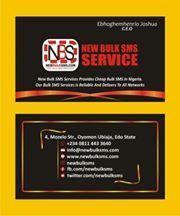 NEW BULK SMS SERVICE