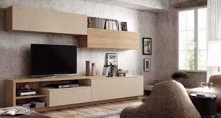 Fabricación a medida de muebles de salón