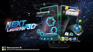 Next Launcher 3D v2.0.1 Apk Full