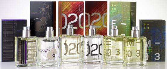 Escentric Molecules perfumes comprar