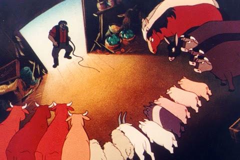 Animal Farm Allegory Russian Revolution