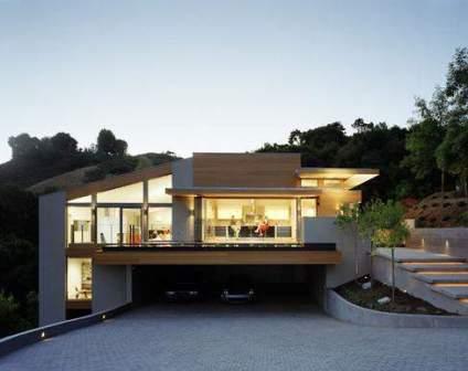 desain rumah mewah on Rumah Minimalis Mewah 2011 ~ Rumah Minimalis Modern | 2011 | Desain ...