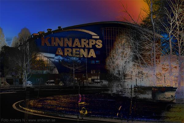 Kinnarps arena, HV71, HV, Jönköping