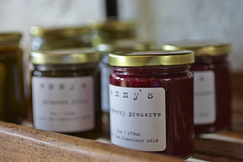 Emmy's Preserves at The Room in Stinson Beach