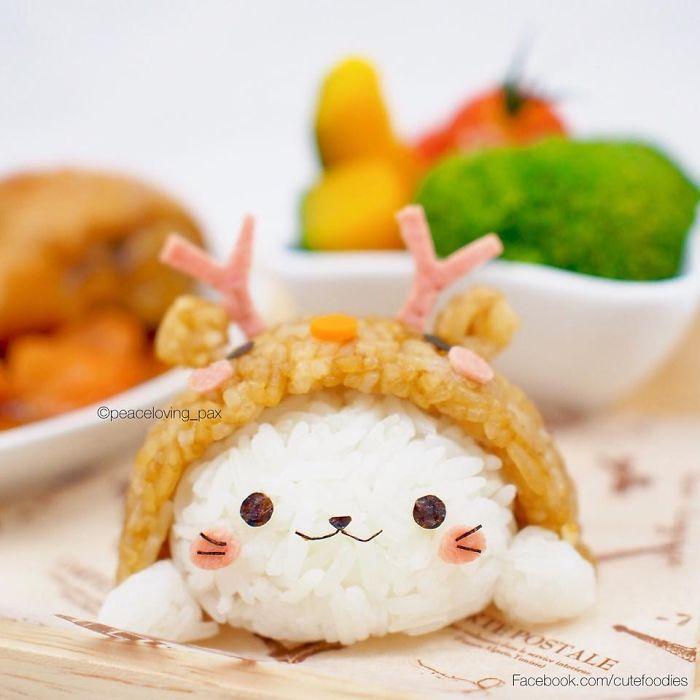23-Sirotan-The-Baby-Seal-Nawaporn-Pax-Piewpun-aka-Peaceloving-Pax-Food-Art-Inspiration-for-your-Bento-Box
