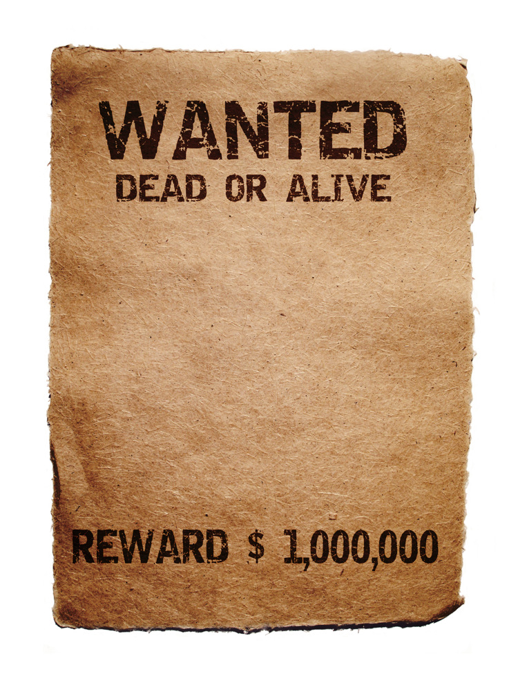 Wanted Friend Poster Pictures to Pin PinsDaddy – Reward Sign Template
