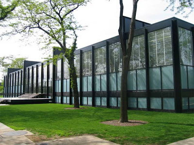 Ludwig Mies van der Rohe Sang Arsitektur Modern (Profil - Biodata)