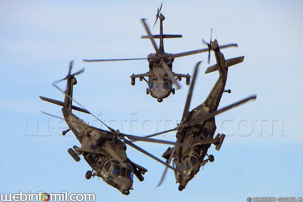 AH-60L Arpia Fuerza aerea colombiana