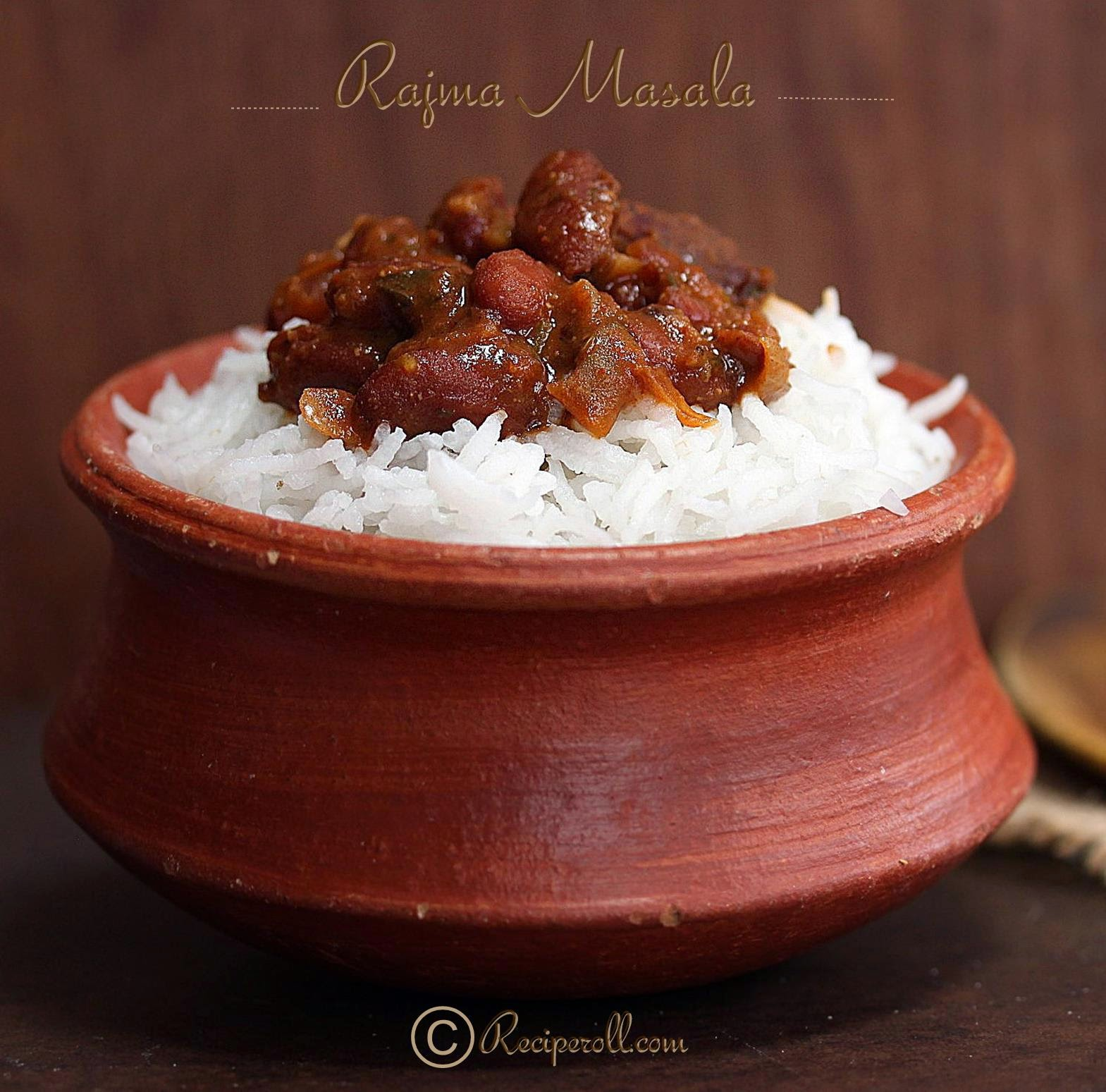 Homemade rajma masala powder. - Cook and Post