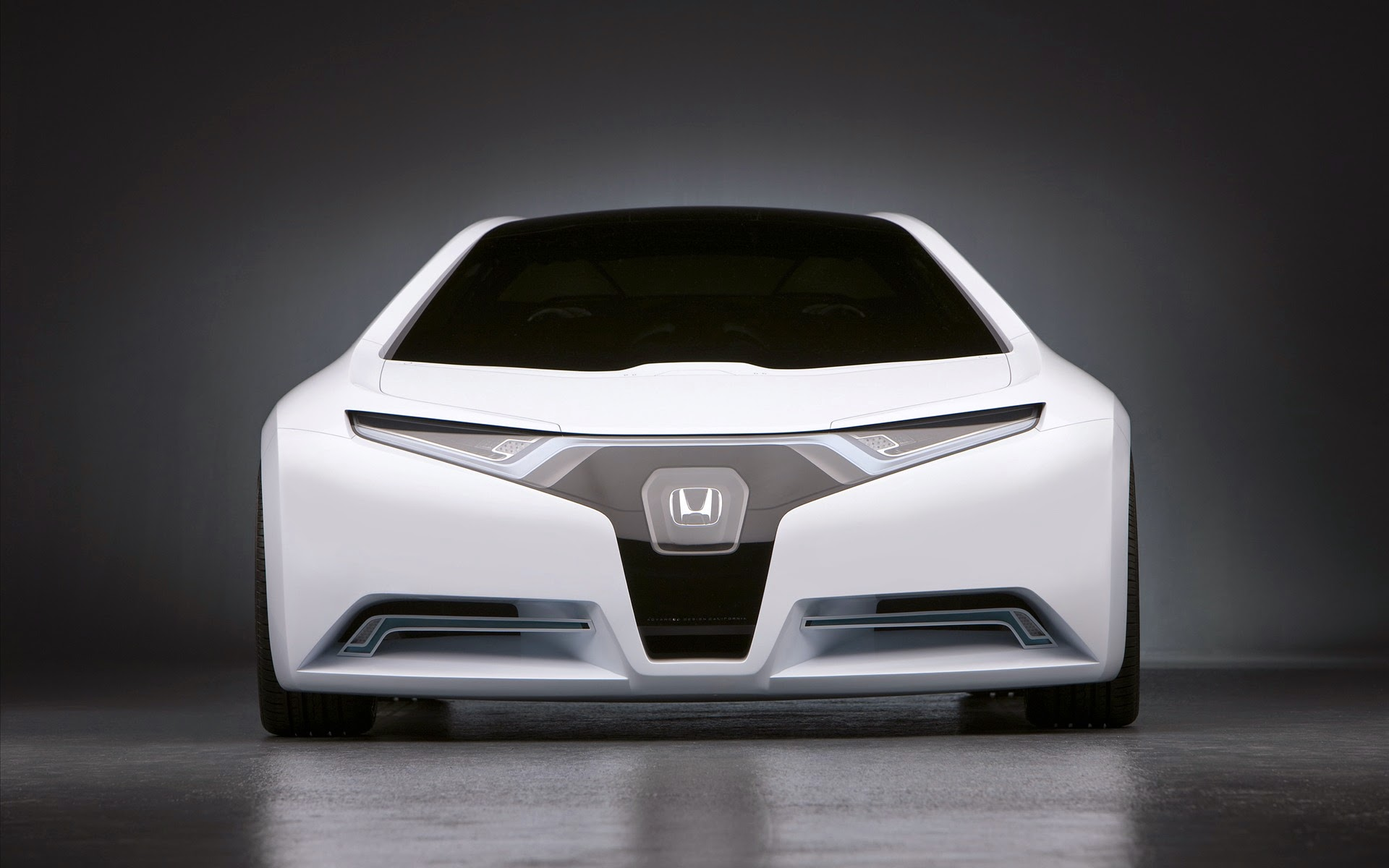 Honda Fc Sport Hydrogen Sports Car
