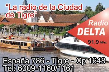La radio de la Ciudad de Tigre 91.9FM