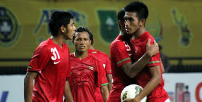 Hasil Pertandingan Indonesia VS Singapura 15 Juni 2012