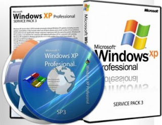 Windows XP Professional SP3 Integrated November 2012 Full