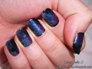 Galaxy nails (pict )