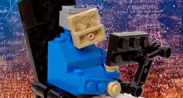 Las películas nominados a los Oscar reciben sus posters en formato Lego