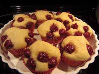 #Dairyfree Cherry Cupcake