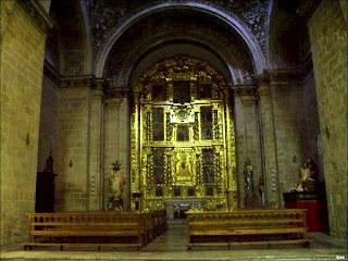 Capilla de San José en la Catedral de Barbastro (Somontano, Huesca, Aragón, España)