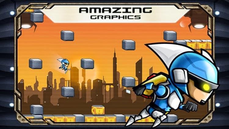 صورة لعبة  Gravity Guy FREE